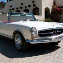 FOR SALE: 1967 Mercedes-Benz 250SL