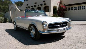 SOLD: 1967 Mercedes-Benz 250SL