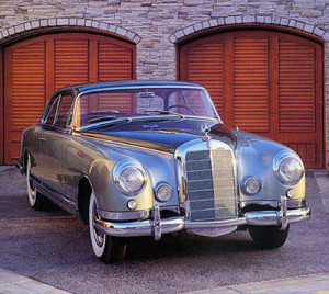 The Italian Mercedes-Benz, Part 1  By Dennis Adler