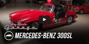 Jay Leno's 1955 300SL Gullwing Restoration