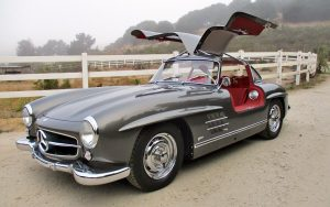 1956 Mercedes-Benz 300SL Gullwing – Kienle Restoration