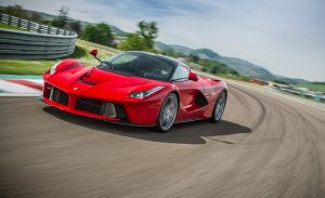 The 500th LaFerrari to be Built to Benefit the People Affected by the Earthquake.