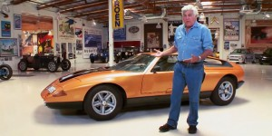 Jay Leno Gets in the Drivers Seat of the Mercedes-Benz C111