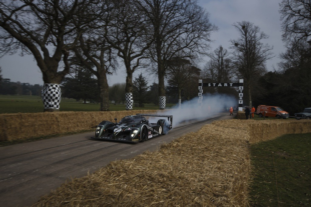 9. 2003 Bentley Speed 8