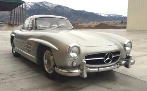 FOR SALE: 1954 Mercedes-Benz 300SL Gullwing