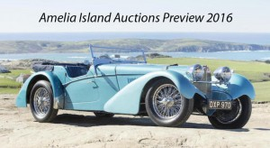 Amelia Island Auctions Preview 2016