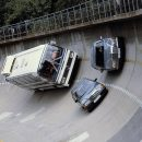 Mercedes-Benz's Famous High-Banked Test Track Turns 50