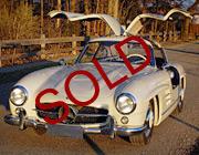 1956 Mercedes-Benz 300 SL Gullwing