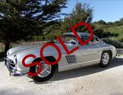 SOLD: 1955 Mercedes-Benz 300 SL Gullwing