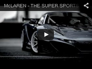 McLaren BBC Documentary – The Super Sports Car