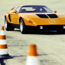 From 1969 all the way up to 1991, Mercedes toyed around with the idea of a mid-engine supercar, and it took the form of the gorgeous, fiberglass-bodied C111.