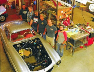 Scott Grundfor Company Profiled in Mercedes Enthusiast Magazine