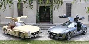 Rare Mercedes-Benz 300 SL Gullwing Restored