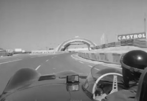 Mike Hawthorn LeMans On-Board Camera in 1956 (Video)