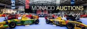 Monaco Auction 2018 – Recap