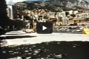 1957 Monaco Grand Prix Documentary (Video)