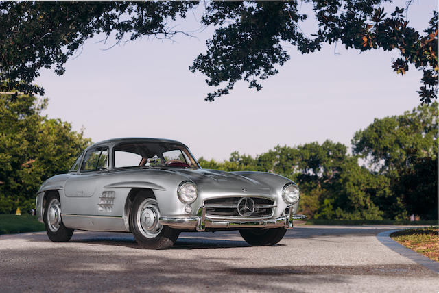 Mercedes benz 300sl internet portal web magazine for 1954 mercedes benz 300sl