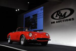 2013 Monterey Auctions : Recap