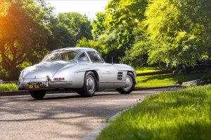 2015 Monterey Auction Results – Mercedes-Benz 300SL's