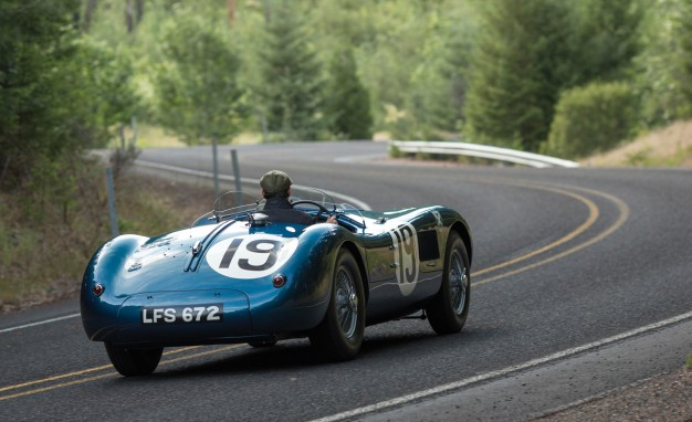 1953 Jaguar C-type lightweight roadster