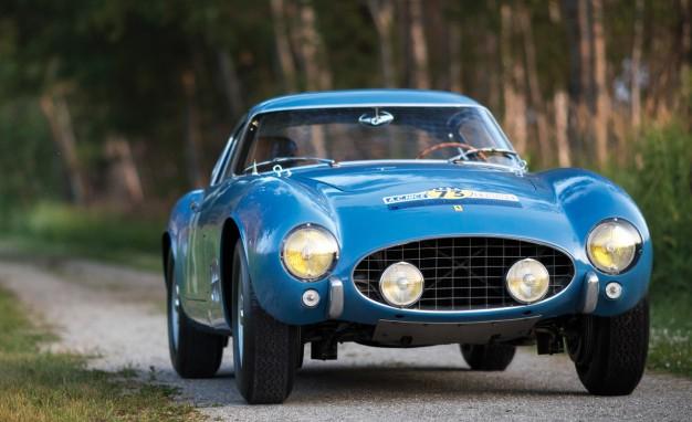 """1956 Ferrari 250GT Berlinetta Competizione """"Tour de France,"""""""