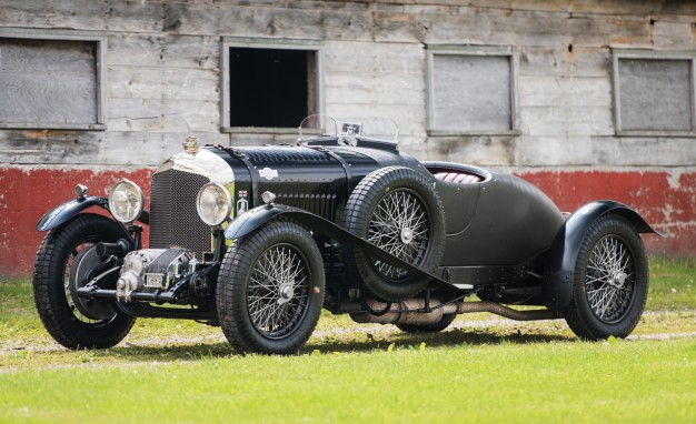 1931 Bentley 4 1/2-Litre Two-Seater Sports