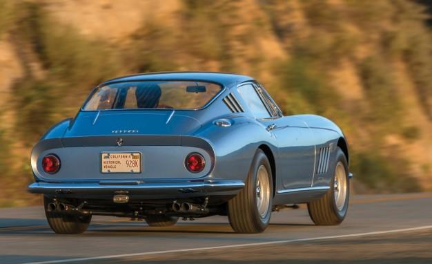1966 Ferrari 275GTB/6C Alloy