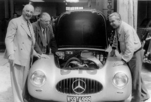 Mercedes-Benz History and Articles Image Gallery