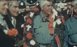 1950 British Grand Prix – Nino Farina Wins First F1 World Championship (Video)
