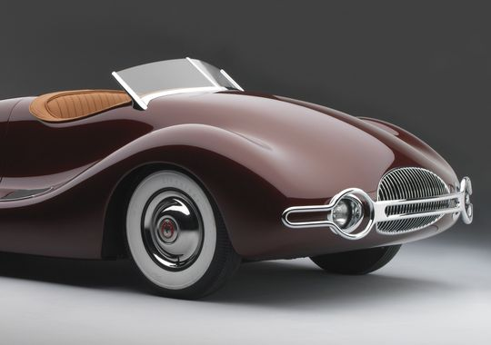 Norman Timbs Special, 1947.