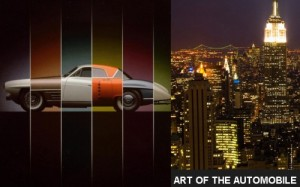 RM Auctions : Art of the Automobile In NY
