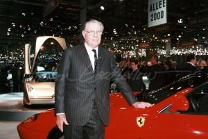 Sergio Pininfarina 1926-2012 – By Winston Goodfellow
