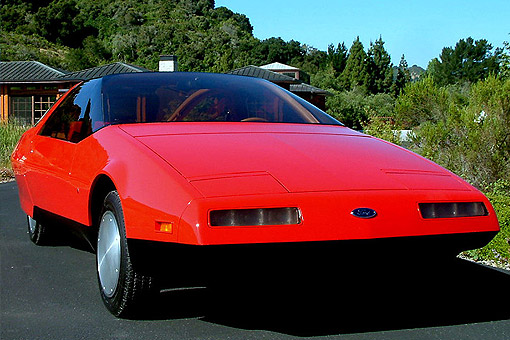 For Sale: 1979 Probe 1 Concept Car