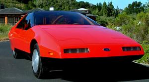 1979 Probe 1 Concept Car