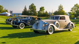 Cobble Beach Concours d'Elegance – the Canadian showstoppers