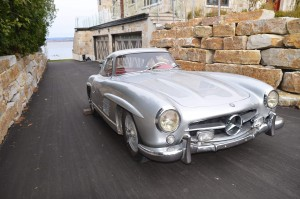 Rare classic Mercedes Gullwing miraculously found on eBay