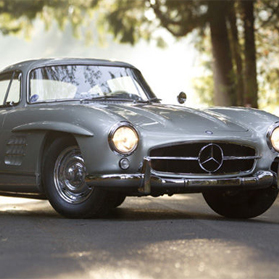 Record Breaking 300SL Alloy Gullwing : 4.2 Million!