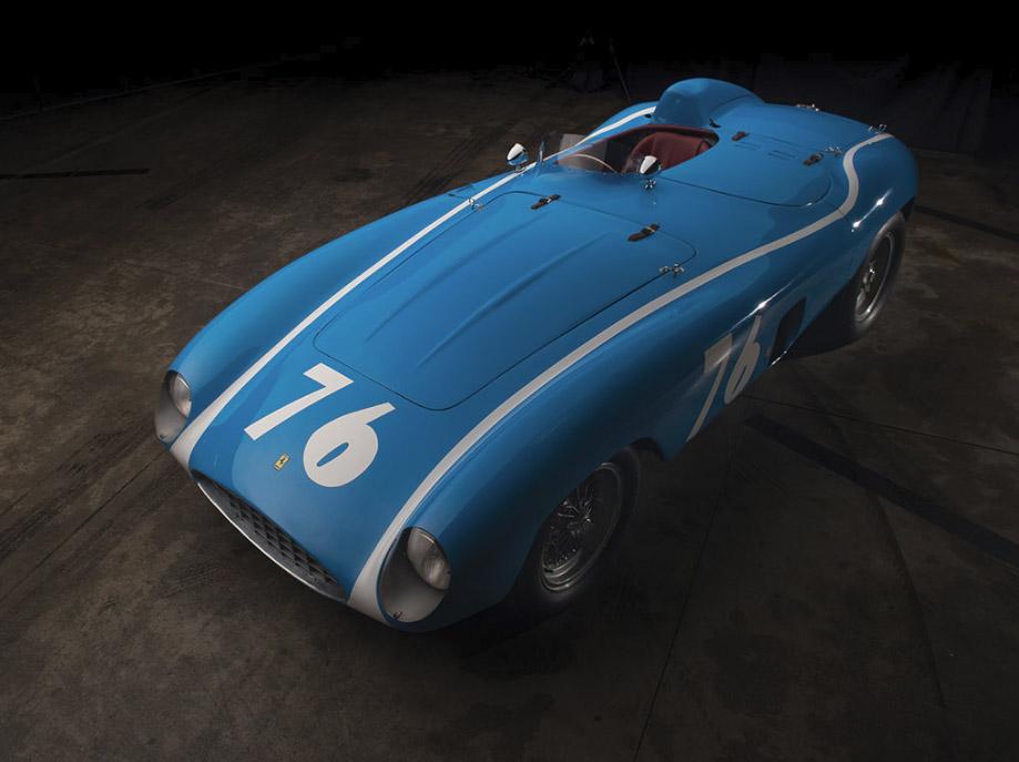 Ferrari 121 LM Spider by Scaglietti