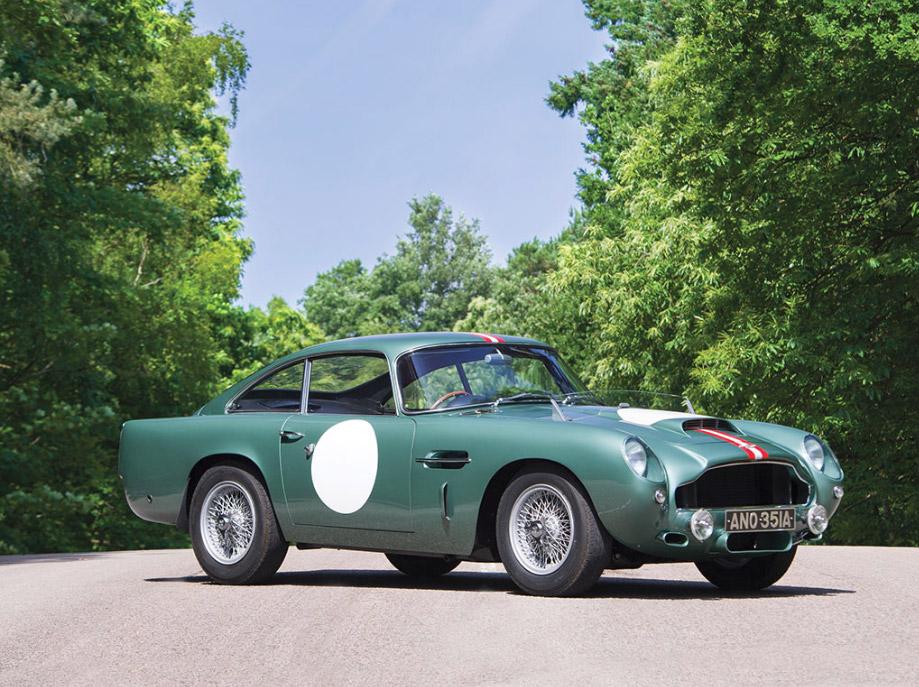 Aston Martin DB4GT Prototype