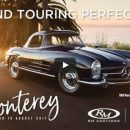Ride Along in this 1960 Mercedes-Benz 300 SL Roadster – RM Sotheby's Monterey 2017