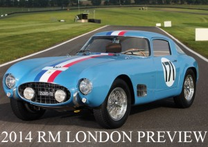 2014 RM Auctions London Preview