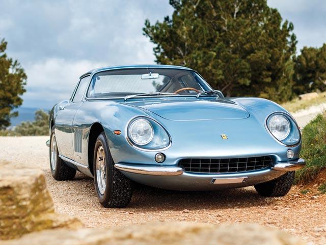 1966 Ferrari 275 GTB by Scaglietti