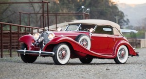 1939 Mercedes 540 K Stars in RM Sotheby's Amelia Island Auction