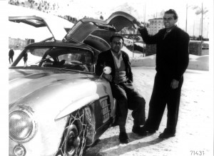 Prototype Mercedes-Benz Gullwing Photo Gallery
