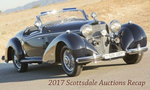 Scottsdale Auctions Recap – 2017