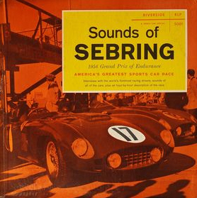 Sebring 1956 Audio Chronicle Featuring Moss and Fangio