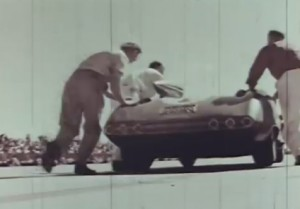 Fangio and Moss at Sebring 1957 (Video)