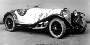 Pre-War Mercedes Racing Image Gallery