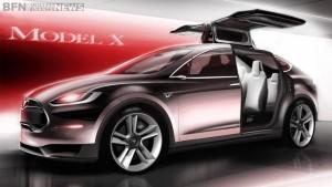 Tesla Motors Inc Model X: What We Know