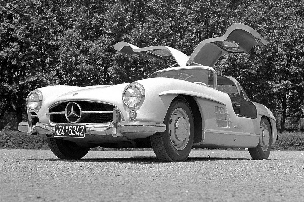 1954-57 Mercedes-Benz 300 SL Gullwing
